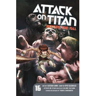 Attack On Titan: Before The Fall 16 (BOK)