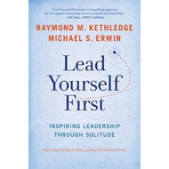 Produktbilde for Lead Yourself First (BOK)