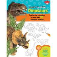 Learn to Draw Dinosaurs (BOK)