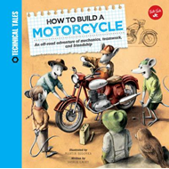How to Build a Motorcycle (BOK)