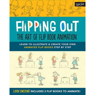 Flipping out: the Art of Flip Book Animation (BOK)