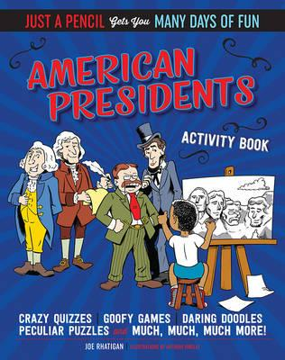 American Presidents Activity Book (BOK)