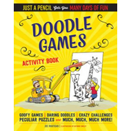 Doodle Games Activity Book (BOK)