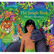 Jungle Book: Mowgli's Adventures (BOK)