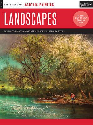 Acrylic: Landscapes in Acrylic (BOK)