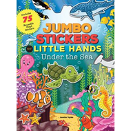 Jumbo Stickers for Little Hands: Under the Sea (BOK)