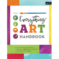 Everything Art Handbook (BOK)