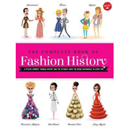 Complete Book of Fashion History (BOK)