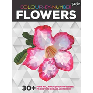 Colour-By-Number: Flowers (BOK)
