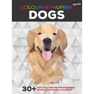 Colour-By-Number: Dogs (BOK)