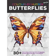Colour-By-Number: Butterflies (BOK)