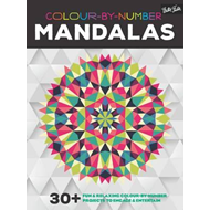 Colour-by-Number: Mandalas (BOK)