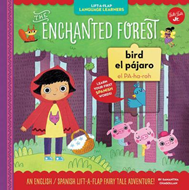 Lift-a-Flap Language Learners: The Enchanted Forest (BOK)