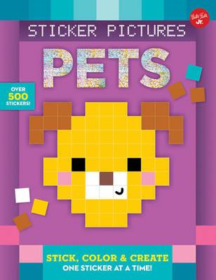 Sticker Pictures: Pets (BOK)