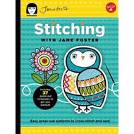 Stitching with Jane Foster (BOK)