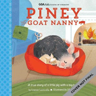 GOA Kids - Goats of Anarchy: Piney the Goat Nanny (BOK)