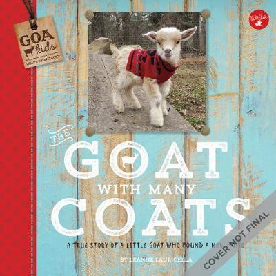 GOA Kids - Goats of Anarchy: The Goat with Many Coats (BOK)