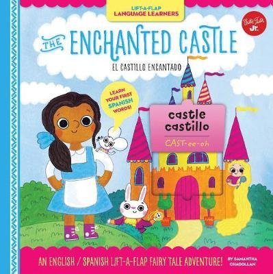 Lift-a-Flap Language Learners: The Enchanted Castle (BOK)
