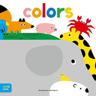 Colors Lift & Learn (BOK)
