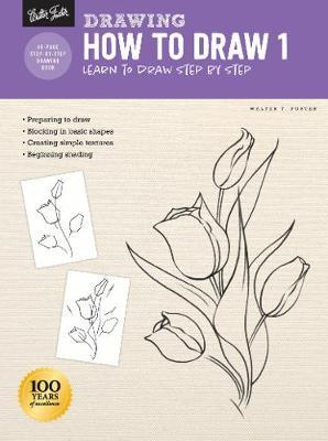 Drawing: How to Draw 1 - Learn to draw step by step (BOK)