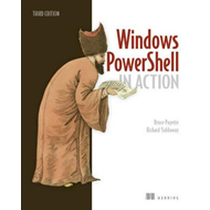 Windows PowerShell in Action, 3E (BOK)