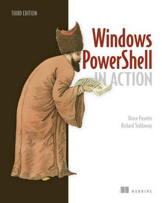 Windows PowerShell in Action (BOK)