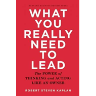 What You Really Need to Lead (BOK)