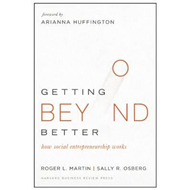 Getting Beyond Better (BOK)