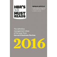 HBR's 10 Must Reads 2016 (BOK)