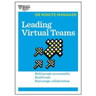 Leading Virtual Teams (HBR 20-Minute Manager Series) (BOK)