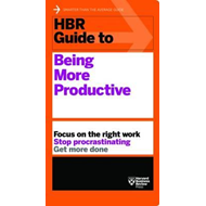 HBR Guide to Being More Productive (HBR Guide Series) (BOK)