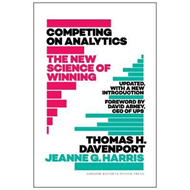 Competing on Analytics: Updated, with a New Introduction (BOK)