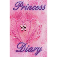 Pink Princess Diary - For Girls- Journal (BOK)