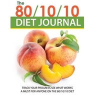 80/10/10 Diet Journal (BOK)