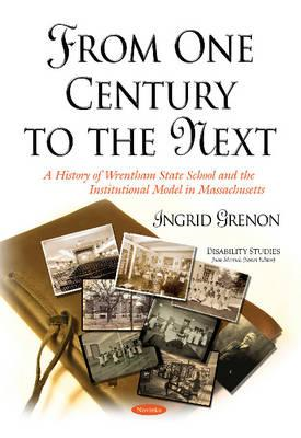 From One Century to the Next (BOK)