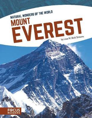 Natural Wonders: Mount Everest (BOK)