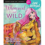 Produktbilde for Whimsical and Wild (BOK)