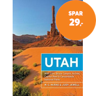 Produktbilde for Moon Utah (Thirteenth Edition) - With Zion, Bryce Canyon, Arches, Capitol Reef & Canyonlands Nationa (BOK)