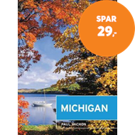 Produktbilde for Moon Michigan (Seventh Edition) - Lakeside Getaways, Scenic Drives, Outdoor Recreation (BOK)