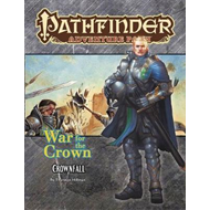 Pathfinder Adventure Path: Crownfall (War for the Crown 1 of (BOK)