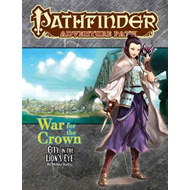 Pathfinder Adventure Path: War for the Crown 4 of 6-City in (BOK)