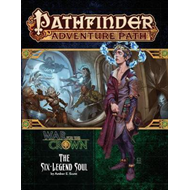 Pathfinder Adventure Path: The Six-Legend Soul (War for the (BOK)