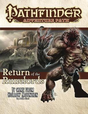 Pathfinder Adventure Path: It Came from Hollow Mountain (Ret (BOK)