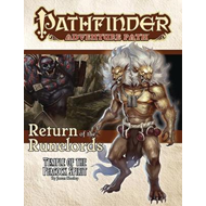 Pathfinder Adventure Path: Temple of the Peacock Spirit (Ret (BOK)