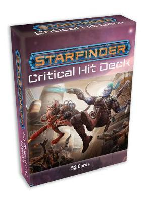 Starfinder Critical Hit Deck (BOK)