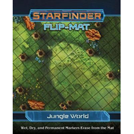 Starfinder Flip-Mat: Jungle World (BOK)