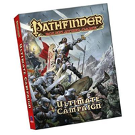 Pathfinder Roleplaying Game: Ultimate Campaign Pocket Editio (BOK)