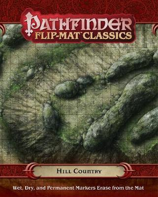 Pathfinder Flip-Mat Classics: Hill Country (BOK)