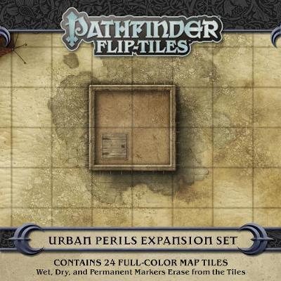 Pathfinder Flip-Tiles: Urban Perils Expansion (BOK)