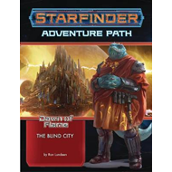 Produktbilde for Starfinder Adventure Path: The Blind City (Dawn of Flame 4 o (BOK)
